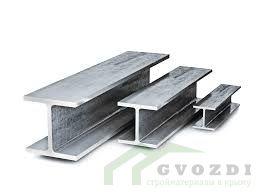 Балка металлическая двутавровая 12, длина 12,0 метров, ГОСТ 8239-89