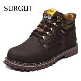 Мужские зимние ботинки SURGUT