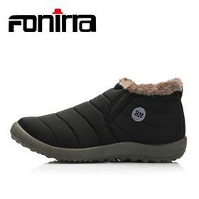 Мужские зимние ботинки Fonirra