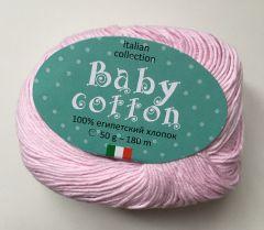 Baby cotton (BBB-Италия) 32-св. Розовый