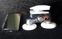 Ролик верхний двойной металл 25мм N5