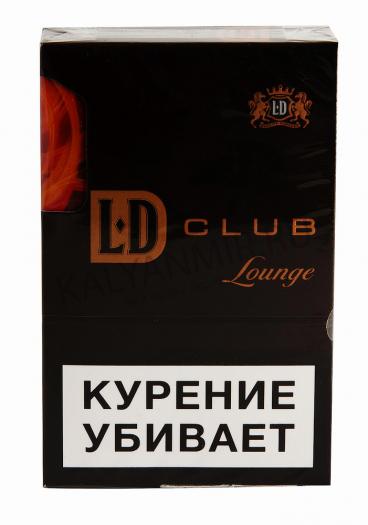 Сигареты LD Club Lounge ТОНКИЙ ОС