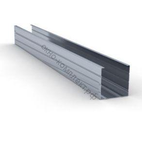 Профиль стоечный ПС 50/50 3м 0,6 мм 1уп=600/420шт