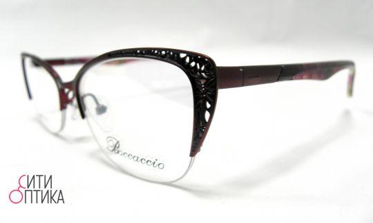 Женская оправа Boccaccio  BB 0931