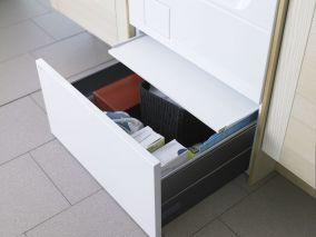 Напольный выдвижной ящик HPS5322 W