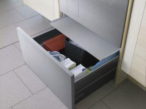 Напольный выдвижной ящик HPS532S