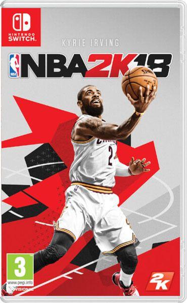 Игра NBA 2K18 (Nintendo Switch)