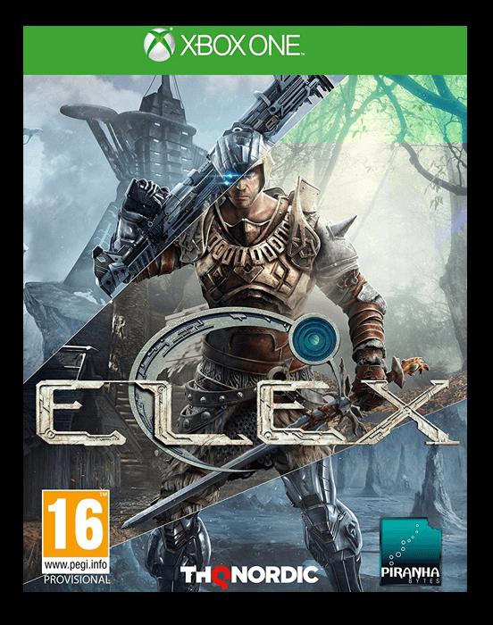 Игра Elex (Xbox One)