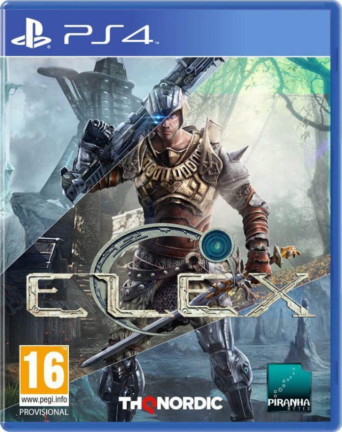 Игра Elex (PS4)