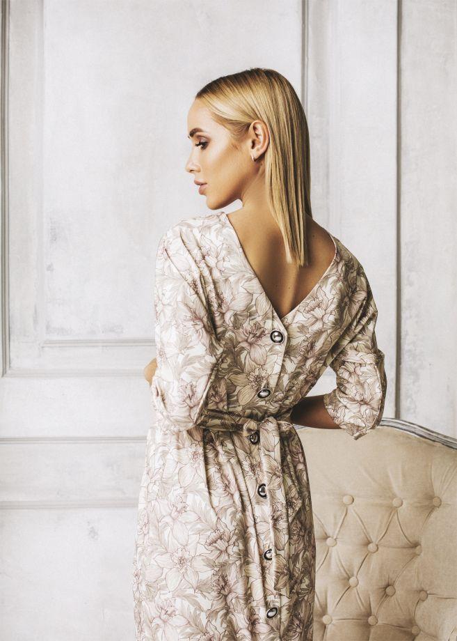 0933. Платье