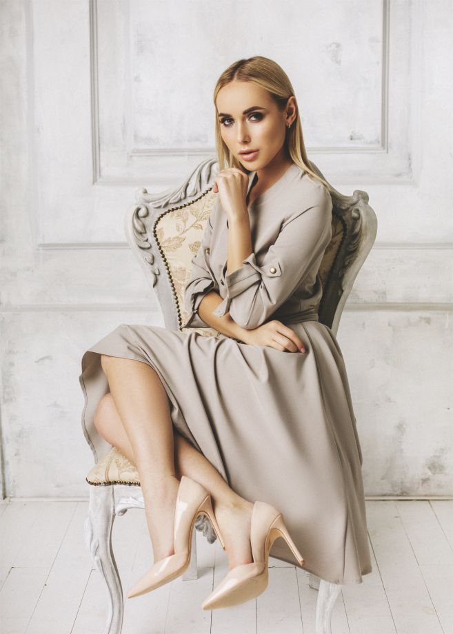 0714. Платье