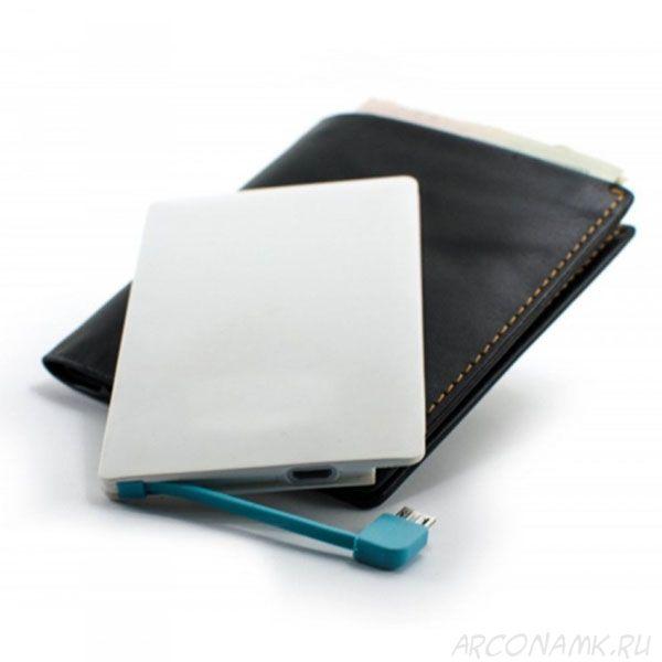 Внешний аккумулятор Card Mobile Power Bank