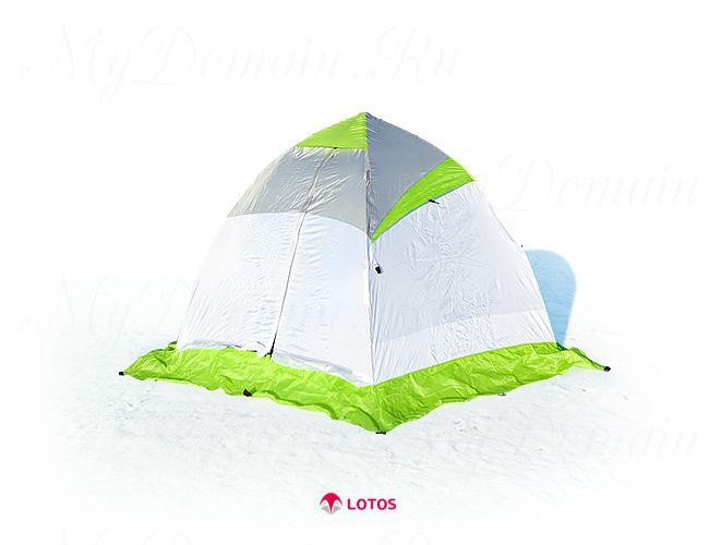 Палатки для подледного лова LOTOS 2 (2,3х2,45х1,6)