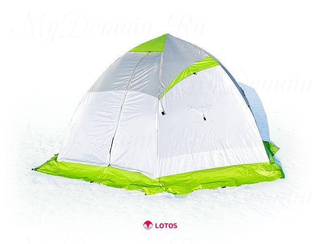 Палатки для подледного лова LOTOS 3 (2,7х2,5х1,8)