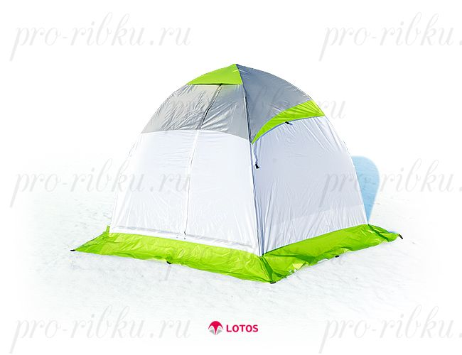 Палатки для подледного лова LOTOS 4 (2,72х3,05х1,6)