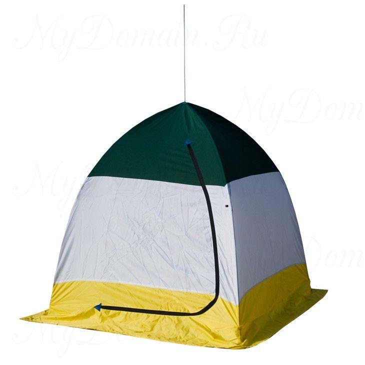 Палатка-зонт без дна СТЭК Elite 1-а мест. (брезент)