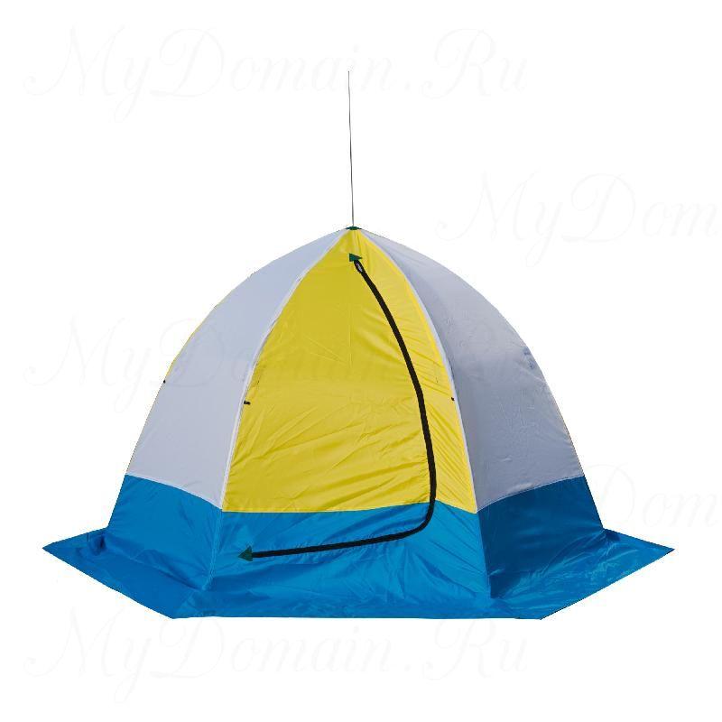 Палатка-зонт без дна СТЭК Elite 3-х мест.