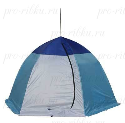 Палатка-зонт без дна СТЭК Классика 3-х мест.