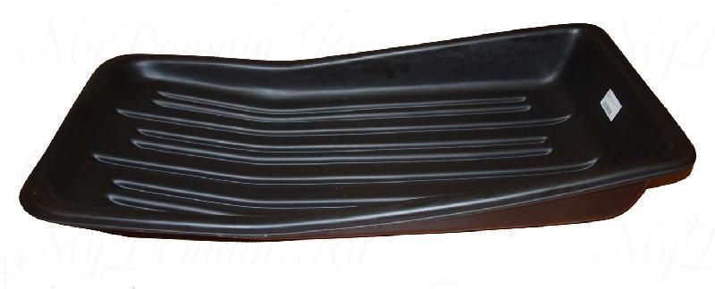 Сани рыбацкие (пласт. корыто) № 2 900х470х155 черный