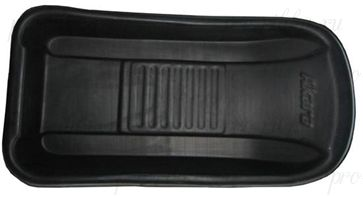 Сани рыбацкие (пласт. корыто) № 7 860х460х140 черный