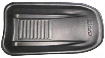 Сани рыбацкие (пласт. корыто) № 8 810х460х160 черный