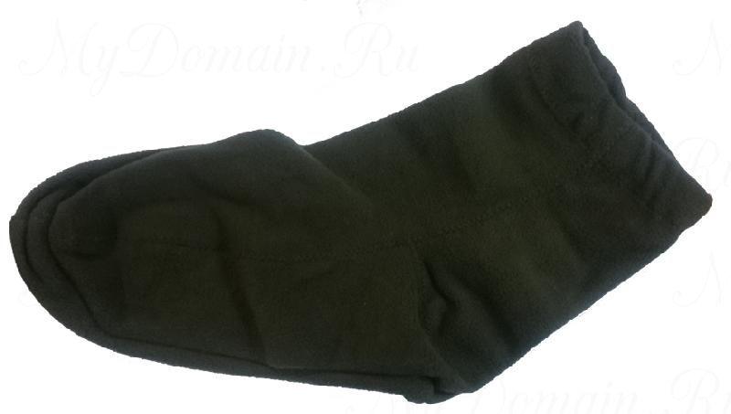 Носки PROFILUX флисовые, раз. 39-41 (оливковый)