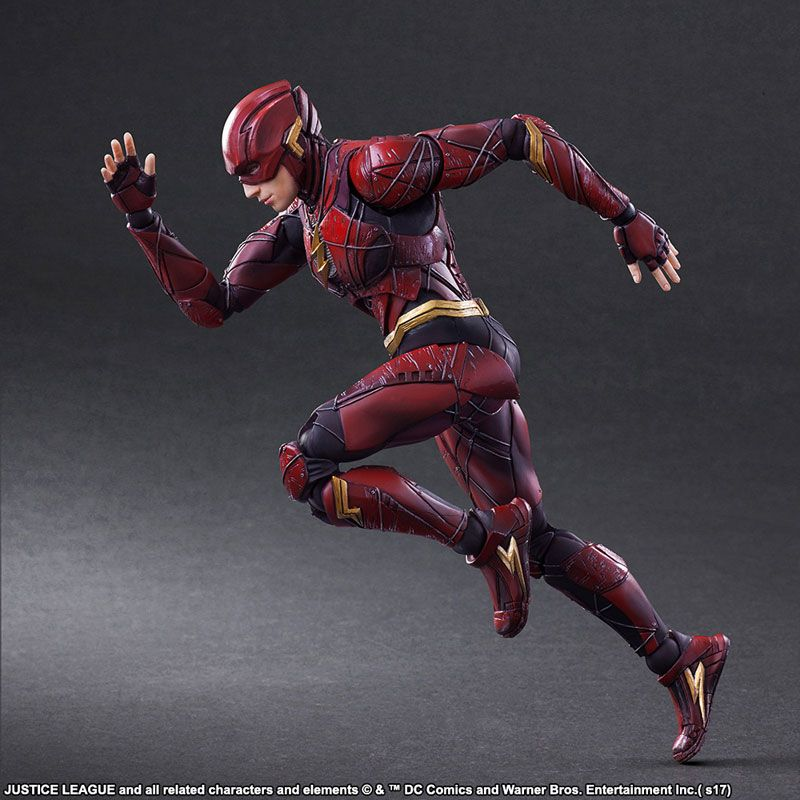 Фигурка Play Arts Kai Flash