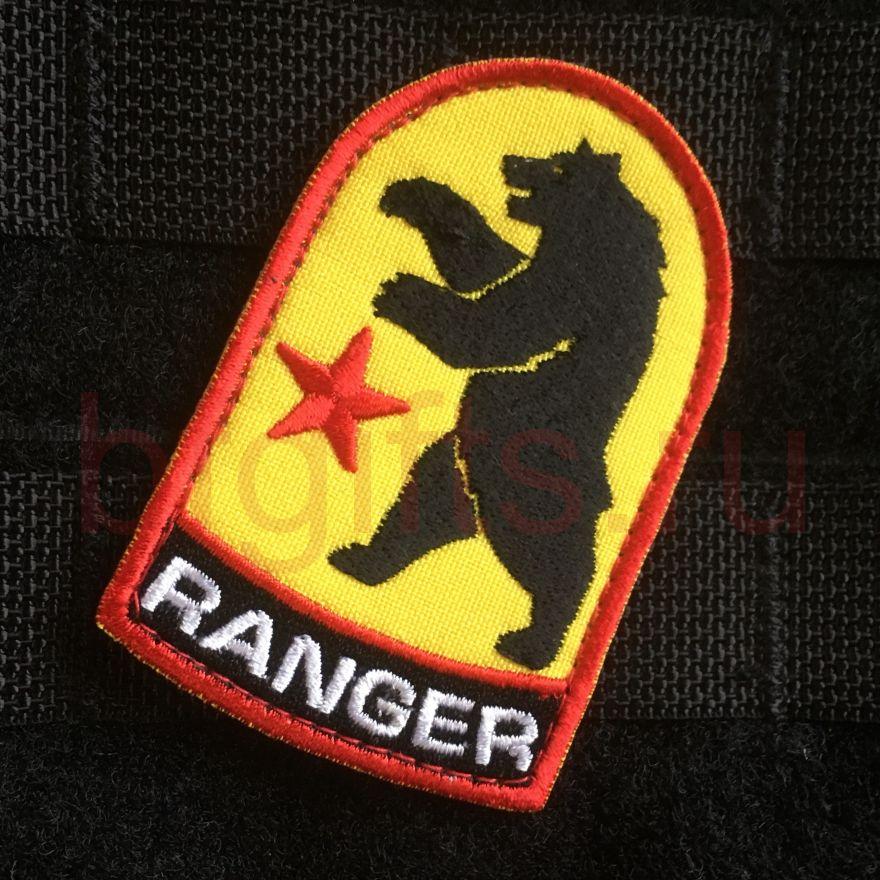 Шеврон Fallout Ranger