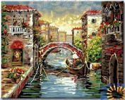 """Картина по номерам """"Венецианское утро"""""""