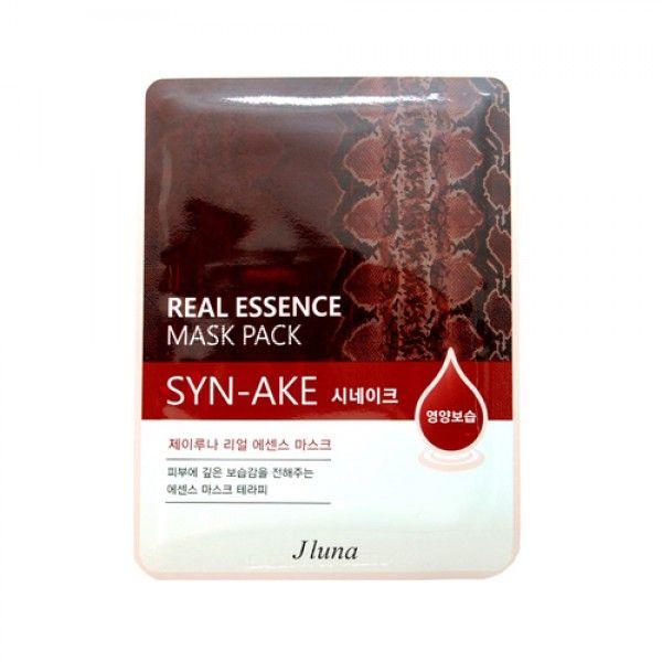 Juno Real Essence Mask Pack - Syn-Ake