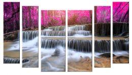 Экзотический водопад