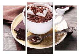 Кофе с шоколадом (размер M)