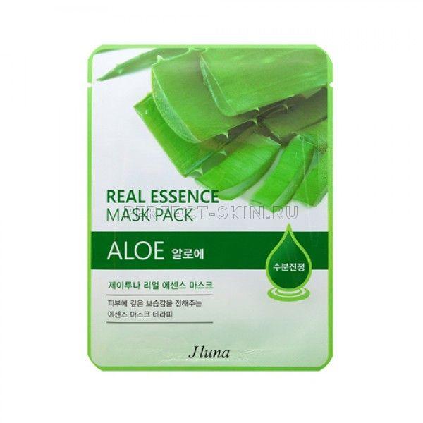 Juno Real Essence Mask Pack - Aloe