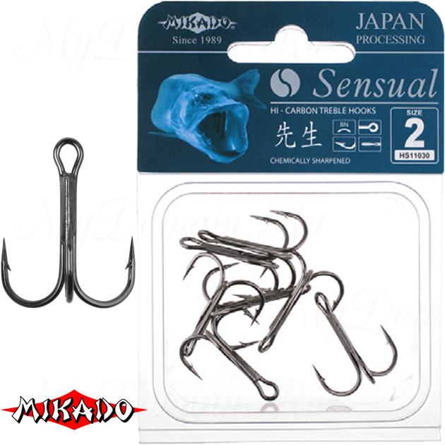 Тройник Mikado SENSUAL № 8 BN (10 шт.), упак