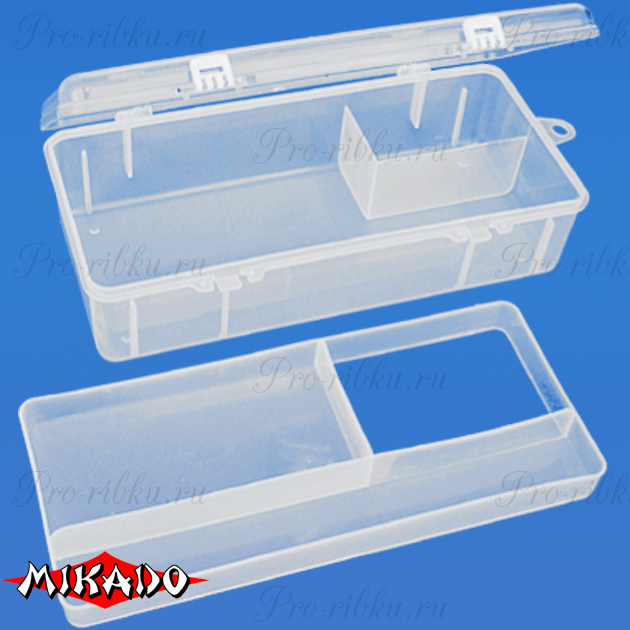 Коробка рыболова Mikado ABM 311 (28 x 13 x 7.7 см.), шт