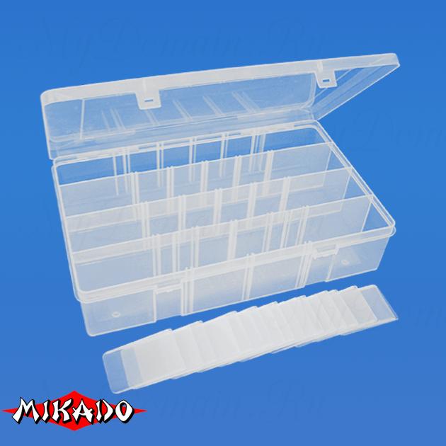 Коробка рыболова Mikado ABM 315 (35.5 x 22 x 8 см.), шт