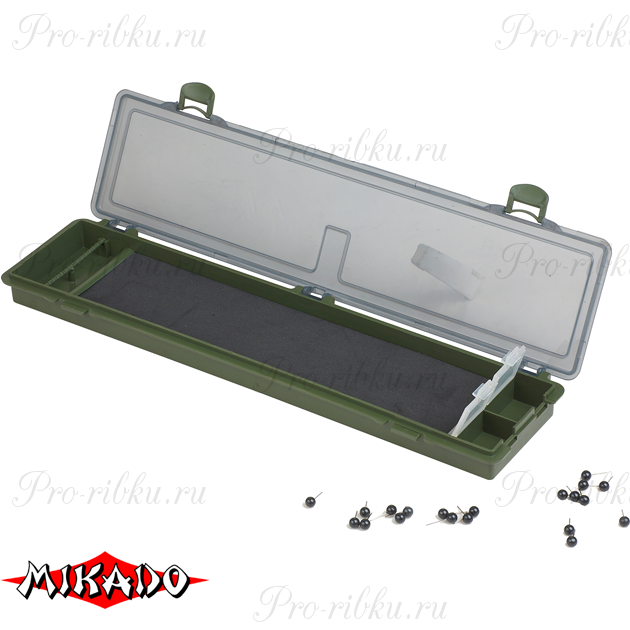 Коробочка-вкладыш для поводков Mikado CA00-RB для UAC-CA001-SET, шт