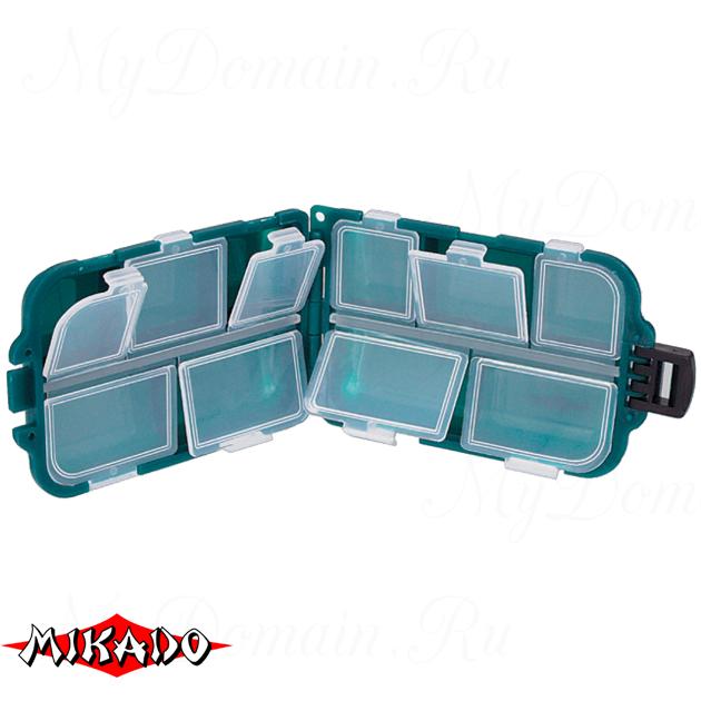 Коробочка рыболовная Mikado ABM 003 (10.2 x 6.5 x 2.9 см.), шт