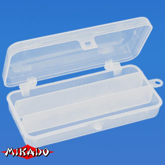 Коробочка рыболовная Mikado ABM 007 (13.2 x 6.2 x 2.5 см.), шт