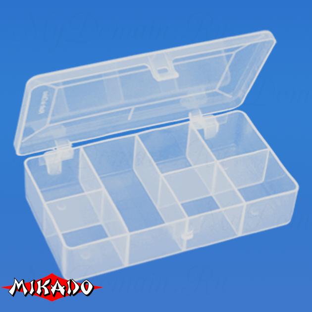 Коробочка рыболовная Mikado ABM 011 (13.7 x 7.6 x 2.9 см.), шт