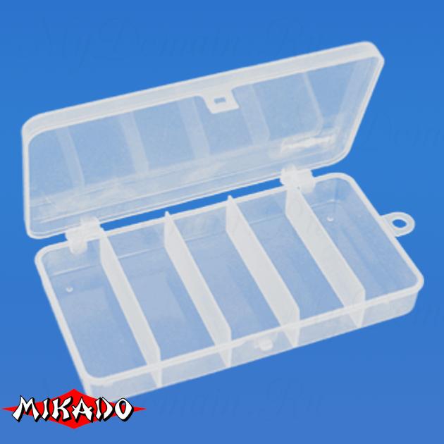 Коробочка рыболовная Mikado ABM 015 (17.7 x 9.4 x 2.9 см.), шт