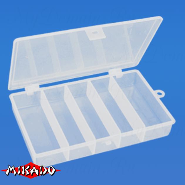 Коробочка рыболовная Mikado ABM 023 (18.0 x 10.9 x 3.1 см.), шт