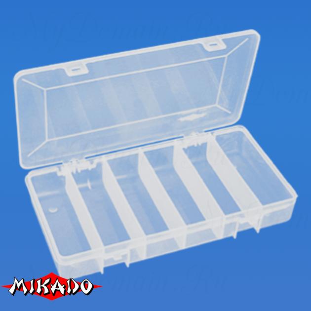Коробочка рыболовная Mikado ABM 024 (20.7 x 10.8 x 3.3 см.), шт