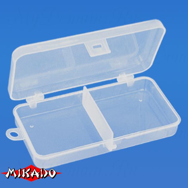 Коробочка рыболовная Mikado ABM 027 (13.3 х 6.8 x 2.5 см.), шт