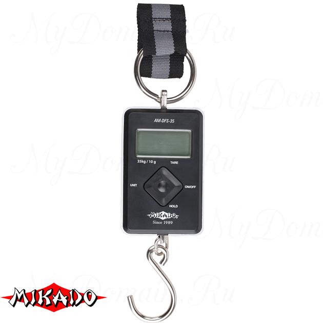Безмен электронный Mikado до 35 кг. AM-DFS-35, шт