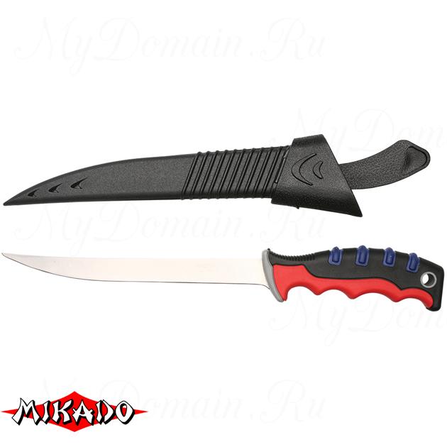 Нож филейный Mikado (лезвие 17.5 см.) AMN-808-M, шт