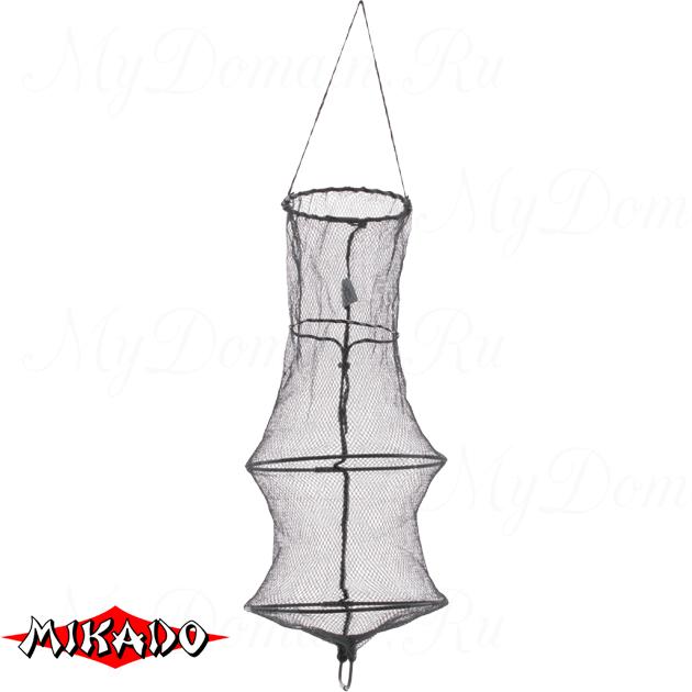 Садок рыболовный Mikado 30 / 55 см. нейлоновый, шт