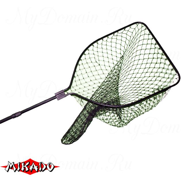 Подсачек рыболовный Mikado S2-LU60253 / 2.5 м., шт
