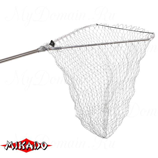 Подсачек рыболовный Mikado S2-LU70211 / 2.1 м., шт