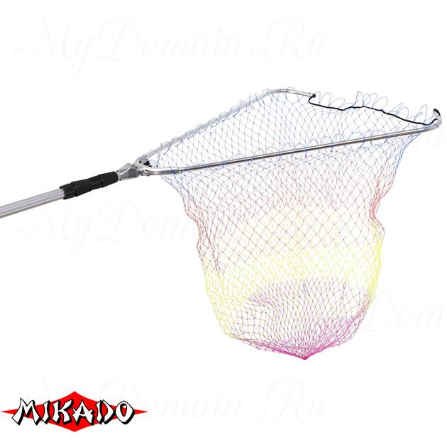 Подсачек рыболовный Mikado S2-LU80283 / 2.8 м., шт